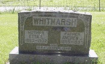 WHITMARSH, ETTA - Poweshiek County, Iowa | ETTA WHITMARSH