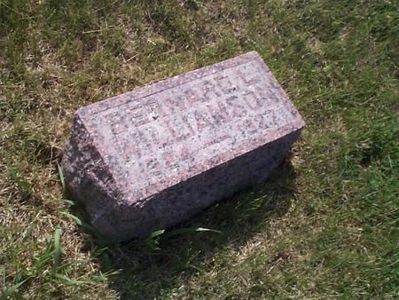 WILLIAMSON, BERNARD L. - Poweshiek County, Iowa | BERNARD L. WILLIAMSON
