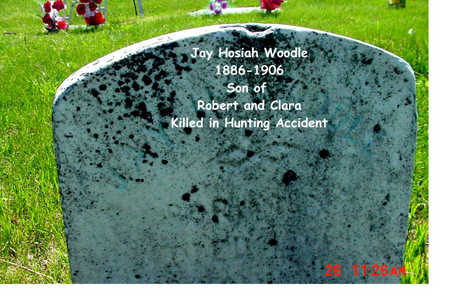 WOODLE, JAY  H. - Poweshiek County, Iowa | JAY  H. WOODLE