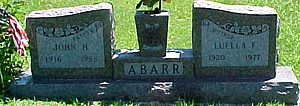 ABARR, LUELLA FROST (JACKSON) - Ringgold County, Iowa | LUELLA FROST (JACKSON) ABARR