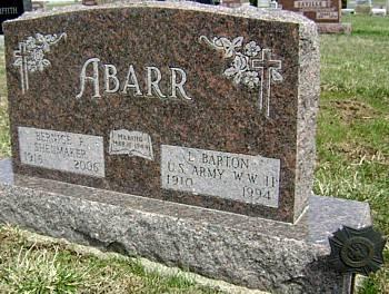 ABARR, BERNICE FERN (SHEUMAKER) - Ringgold County, Iowa | BERNICE FERN (SHEUMAKER) ABARR