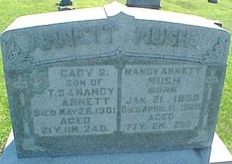 ARNETT, CADY S. - Ringgold County, Iowa | CADY S. ARNETT