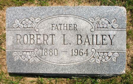 BAILEY, ROBERT L. - Ringgold County, Iowa | ROBERT L. BAILEY