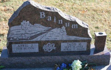 BAINUM, TADD - Ringgold County, Iowa | TADD BAINUM