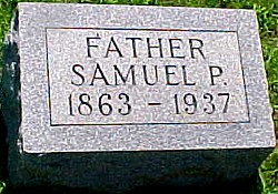 BAIRD, SAMUEL PARKS, JR. - Ringgold County, Iowa | SAMUEL PARKS, JR. BAIRD