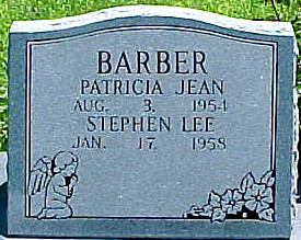 BARBER, STEPHEN LEE - Ringgold County, Iowa | STEPHEN LEE BARBER