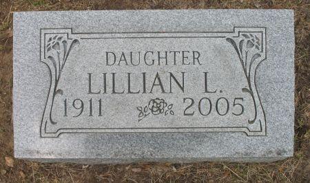 BEAL COOKE, LILLIAN L. - Ringgold County, Iowa | LILLIAN L. BEAL COOKE