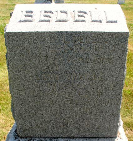 BEDELL, LOYAL ELBERT - Ringgold County, Iowa | LOYAL ELBERT BEDELL