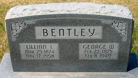 BENTLEY, GEORGE W. - Ringgold County, Iowa | GEORGE W. BENTLEY