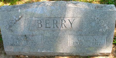 BERRY, GAIL N. - Ringgold County, Iowa | GAIL N. BERRY