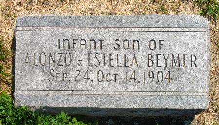 BEYMER, INFANT SON - Ringgold County, Iowa | INFANT SON BEYMER