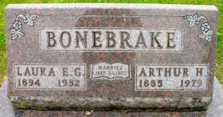 BONEBRAKE, ARTHUR H. - Ringgold County, Iowa | ARTHUR H. BONEBRAKE