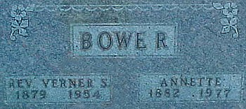 BOWER, ANNETTE - Ringgold County, Iowa | ANNETTE BOWER