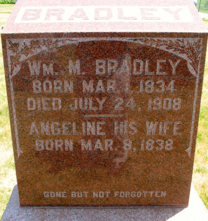 BRADLEY, WILLIAM M. - Ringgold County, Iowa | WILLIAM M. BRADLEY