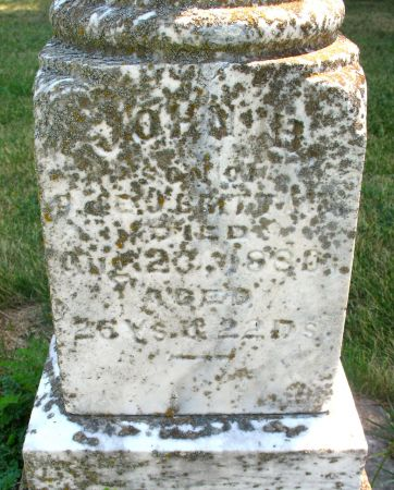 BRITTAIN, JOHN H. - Ringgold County, Iowa | JOHN H. BRITTAIN