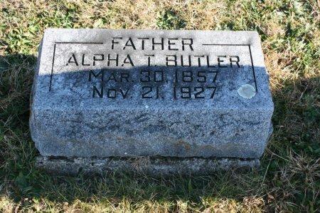 BUTLER, ALPHA - Ringgold County, Iowa | ALPHA BUTLER