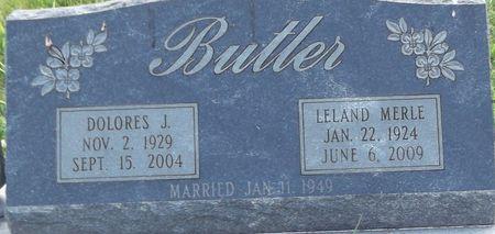 BUTLER, LELAND MERLE - Ringgold County, Iowa | LELAND MERLE BUTLER