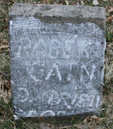 CAIN, ROBERT - Ringgold County, Iowa | ROBERT CAIN