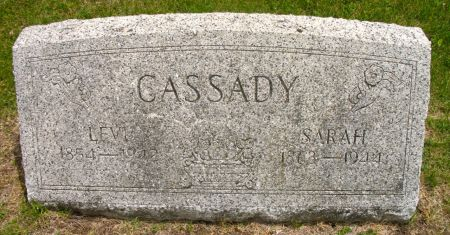 CASSADY, LEVI - Ringgold County, Iowa | LEVI CASSADY