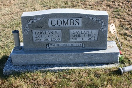 COMBS, FARYLAN - Ringgold County, Iowa | FARYLAN COMBS