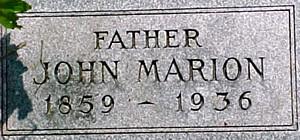 CROUCH, JOHN MARION - Ringgold County, Iowa   JOHN MARION CROUCH