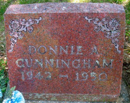 CUNNINGHAM, DONNIE A. - Ringgold County, Iowa | DONNIE A. CUNNINGHAM