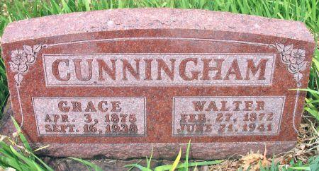CUNNINGHAM, WALTER - Ringgold County, Iowa | WALTER CUNNINGHAM