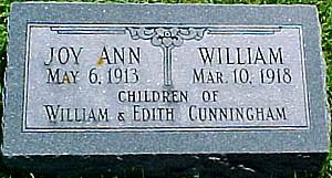 CUNNINGHAM, JOY ANN - Ringgold County, Iowa | JOY ANN CUNNINGHAM