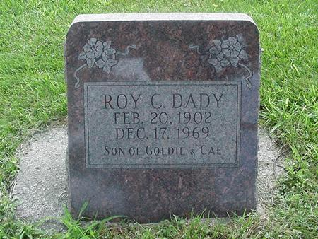 DADY, ROY C. - Ringgold County, Iowa | ROY C. DADY