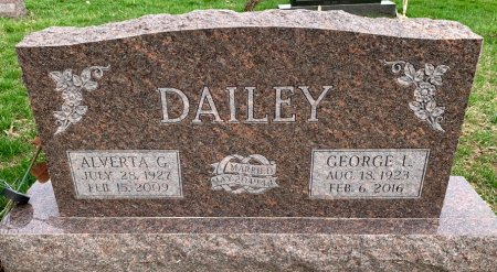 DAILEY, ALVERTA G. - Ringgold County, Iowa | ALVERTA G. DAILEY