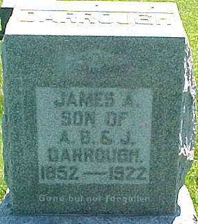 DARROUGH, JAMES A. - Ringgold County, Iowa | JAMES A. DARROUGH