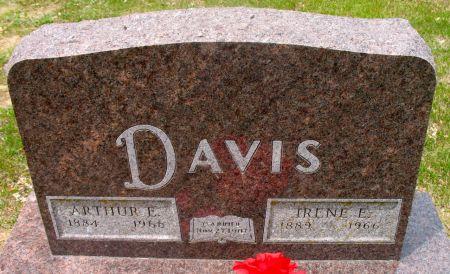 DAVIS, ARTHUR E. - Ringgold County, Iowa | ARTHUR E. DAVIS