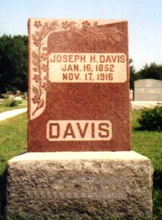 DAVIS, JOSEPH H. - Ringgold County, Iowa | JOSEPH H. DAVIS