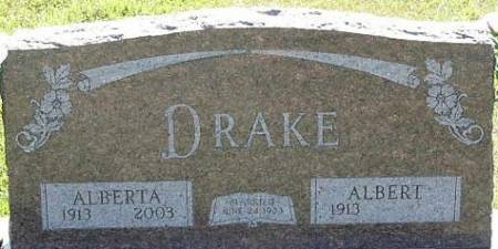 DRAKE, ALBERT LEE - Ringgold County, Iowa | ALBERT LEE DRAKE