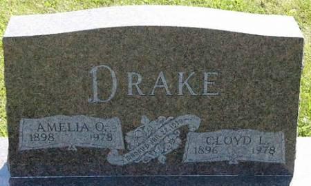 DRAKE, CLOYD LONG - Ringgold County, Iowa | CLOYD LONG DRAKE