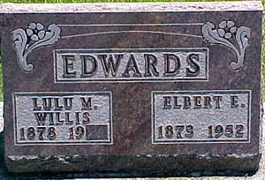 EDWARDS, ELBERT E. - Ringgold County, Iowa | ELBERT E. EDWARDS