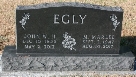 EGLY, JOHN - Ringgold County, Iowa | JOHN EGLY