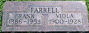 FARRELL, VIOLA - Ringgold County, Iowa | VIOLA FARRELL