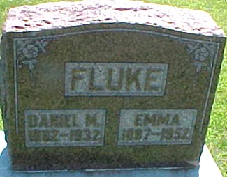 FLUKE, DANIEL M. - Ringgold County, Iowa | DANIEL M. FLUKE