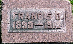 FLUKE, FRANCIS O. - Ringgold County, Iowa | FRANCIS O. FLUKE