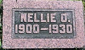 FLUKE, NELLIE O. - Ringgold County, Iowa   NELLIE O. FLUKE