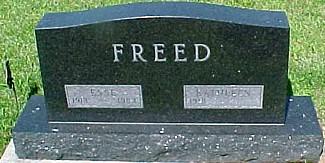 THOMAS FREED, KATHLEEN - Ringgold County, Iowa   KATHLEEN THOMAS FREED