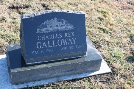 GALLOWAY, CHARLES - Ringgold County, Iowa | CHARLES GALLOWAY