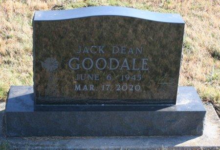 GOODLAE, JACK - Ringgold County, Iowa | JACK GOODLAE