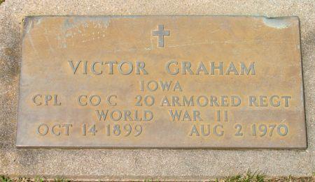 GRAHAM, VICTOR - Ringgold County, Iowa | VICTOR GRAHAM