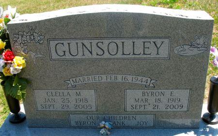 GUNSOLLEY, CLELLA M. (BOHN) - Ringgold County, Iowa | CLELLA M. (BOHN) GUNSOLLEY