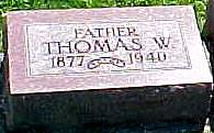 GUTHRIE, THOMAS W. - Ringgold County, Iowa | THOMAS W. GUTHRIE
