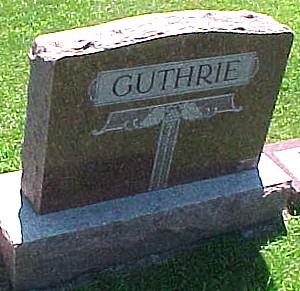 GUTHRIE, VELA LORIEAN - Ringgold County, Iowa | VELA LORIEAN GUTHRIE