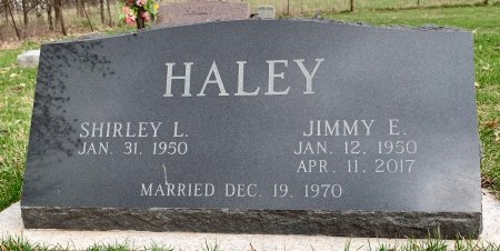 HALEY, JIMMY E. - Ringgold County, Iowa | JIMMY E. HALEY