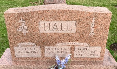 HALL, LOWELL J. - Ringgold County, Iowa | LOWELL J. HALL
